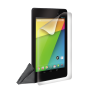 Screen Protector 2-pack for Nexus 7 2nd generation-Visual
