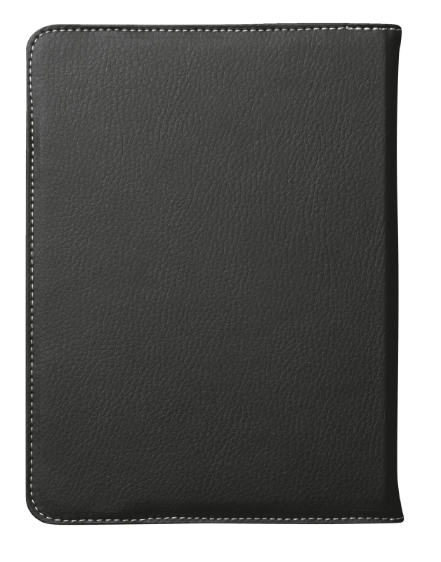 """Eno Protective Cover for 6"""" e-readers - black-Back"""