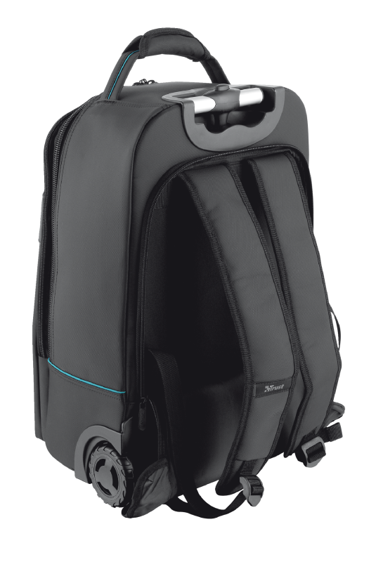"""Rio Trolley Backpack for 16"""" laptops - black-Extra"""