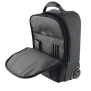 """Rio Trolley Backpack for 16"""" laptops - black-Visual"""