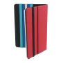 """Reverso Reversible Folio for 7-8"""" tablets - black/red-Visual"""