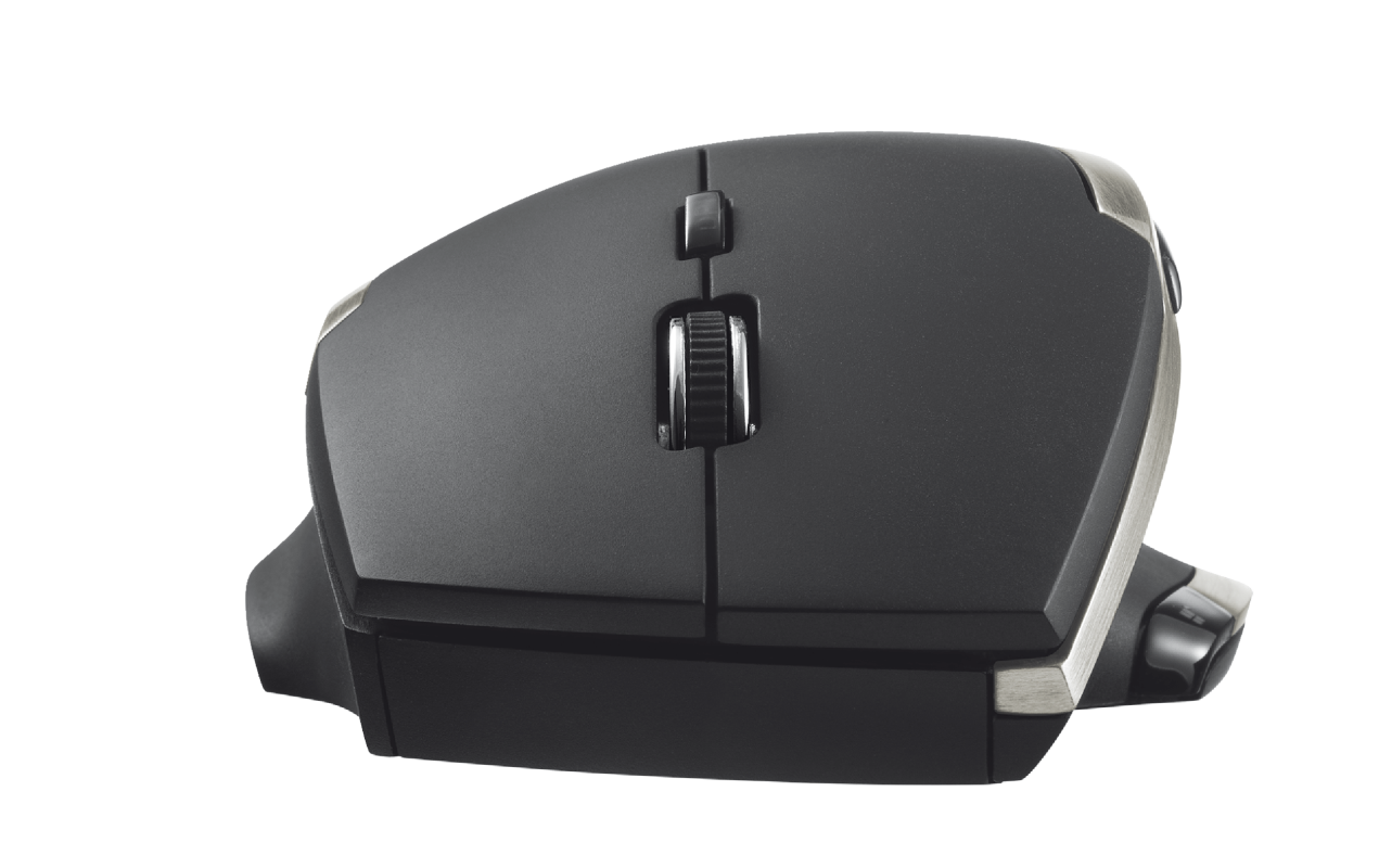 Evo Advanced Wireless Laser Mouse-Front