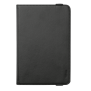 """Primo Folio Case with Stand for 7-8"""" tablets - black-Front"""