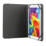 """Primo Folio Case with Stand for 7-8"""" tablets - black-Visual"""