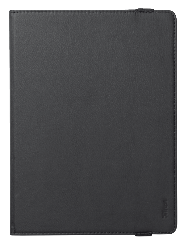 """Primo Folio Case with Stand for 10"""" tablets - black-Front"""