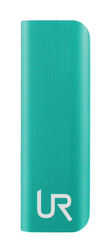 PowerBank 2200 Portable Charger - blue-Side