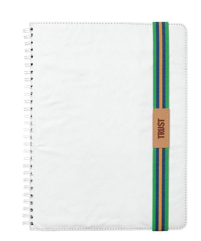 """Writable Folio Stand for 10"""" tablets - white-Front"""