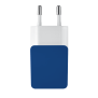 5W Wall Charger - blue-Top