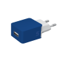 5W Wall Charger - blue-Visual