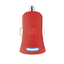 5W Car Charger - red-Top