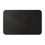 PowerBank 1800T Ultra-thin Portable Charger - black pattern-Top