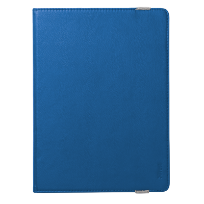 """Primo Folio Case with Stand for 10"""" tablets - blue-Front"""