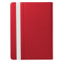"""Primo Folio Case with Stand for 10"""" tablets - red-Back"""