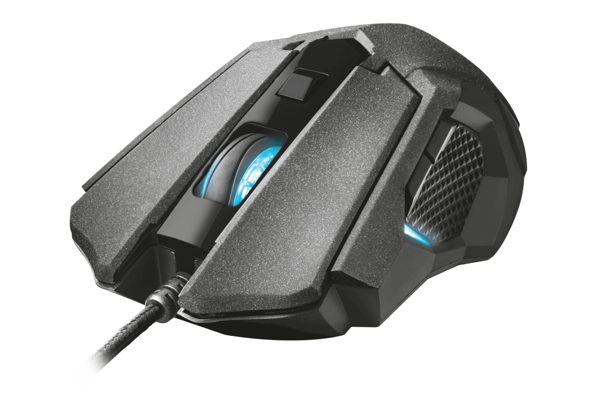 GXT 158 Orna Laser Gaming Mouse-Visual