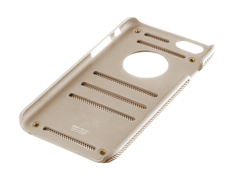 Endura Grip & Protection case for iPhone 6 - gold-Visual