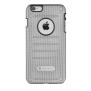 Endura Grip & Protection case for iPhone 6 Plus - silver-Back