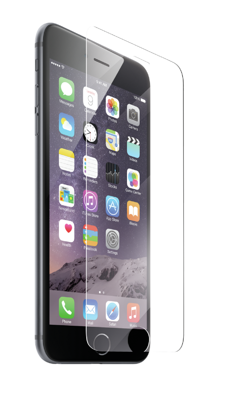 Tempered Glass Screen Protector for iPhone 6-Visual