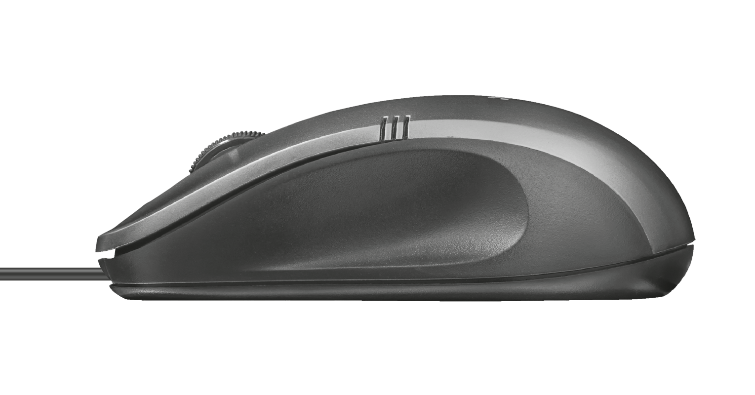Ivero Compact Mouse-Side