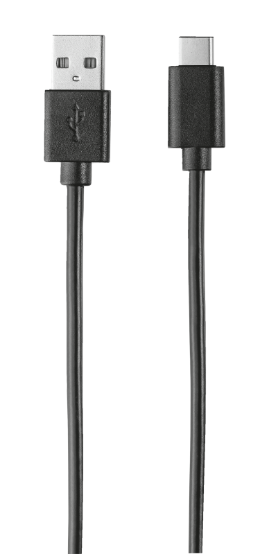 USB2.0 USB-C to A Cable 480Mbps 1m-Top