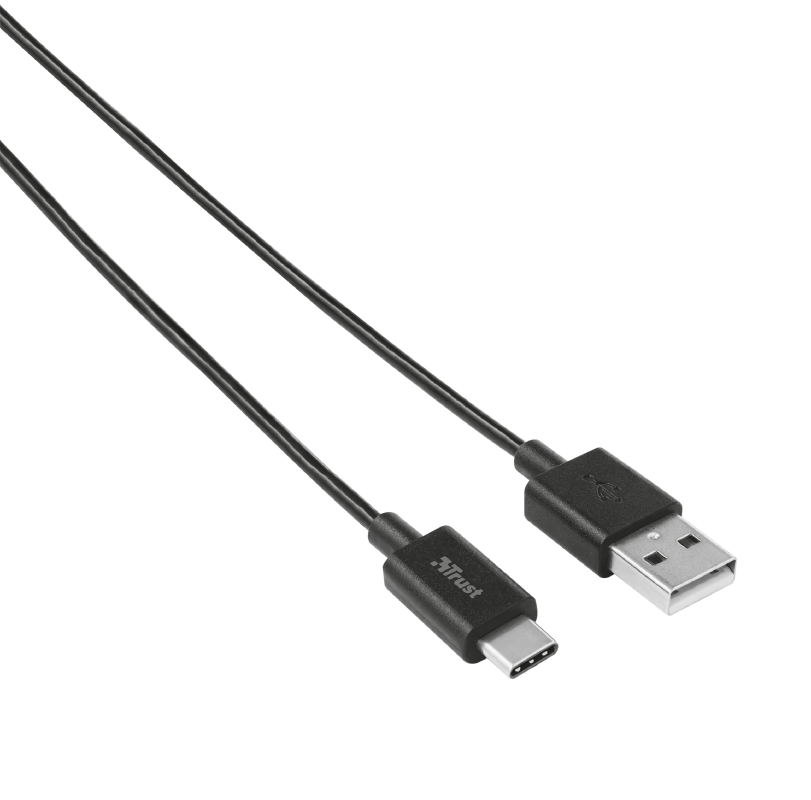USB2.0 USB-C to A Cable 480Mbps 1m-Visual