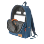 """City Cruzer Backpack for 16"""" laptops - blue-Visual"""