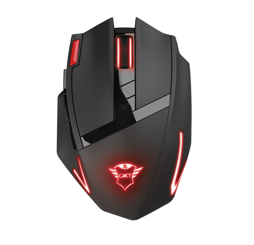 GXT 130 Ranoo Wireless Gaming Mouse-Top