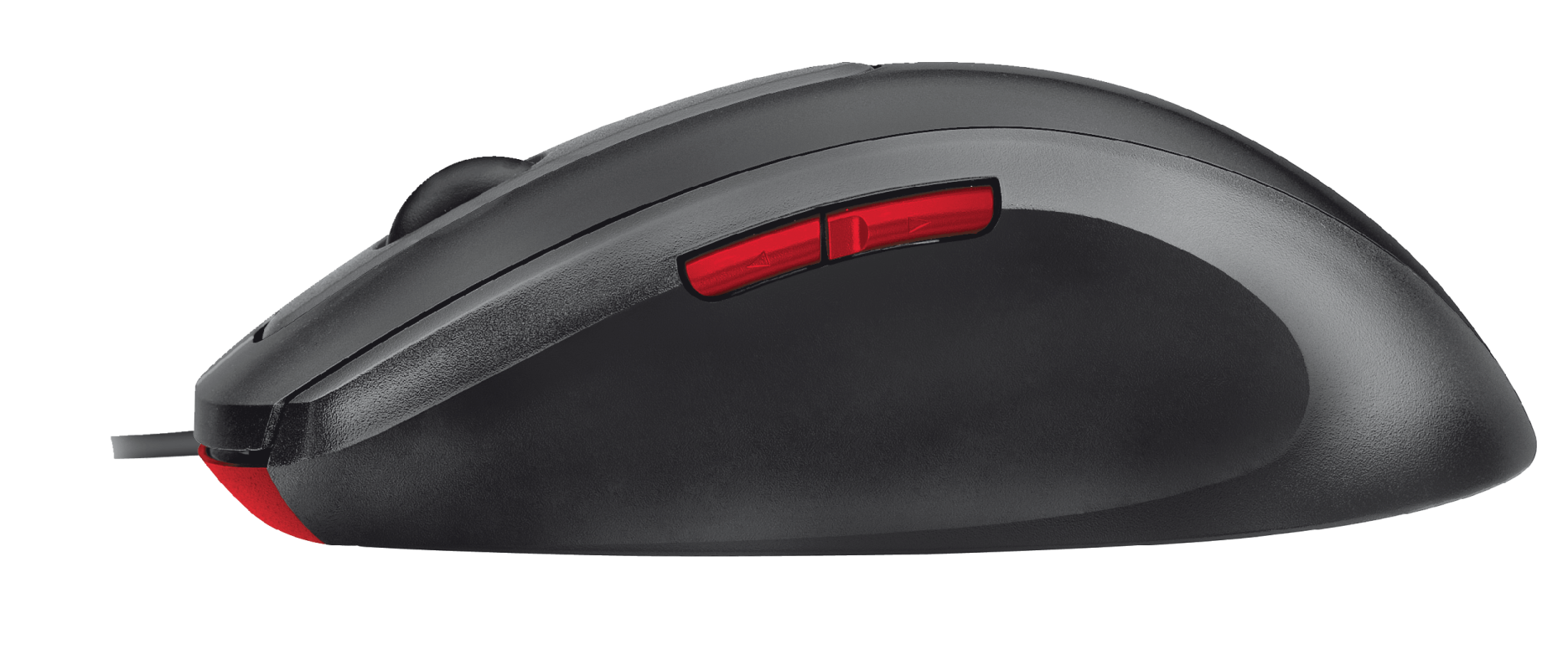 WMS-121 Wired Mouse-Side