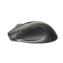Kerb Compact Wireless Laser Mouse-Side