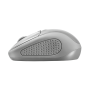 Primo Wireless Mouse - grey-Side
