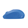 Primo Wireless Mouse - blue-Side