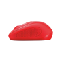 Primo Wireless Mouse - red-Side