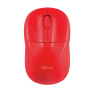 Primo Wireless Mouse - red-Top