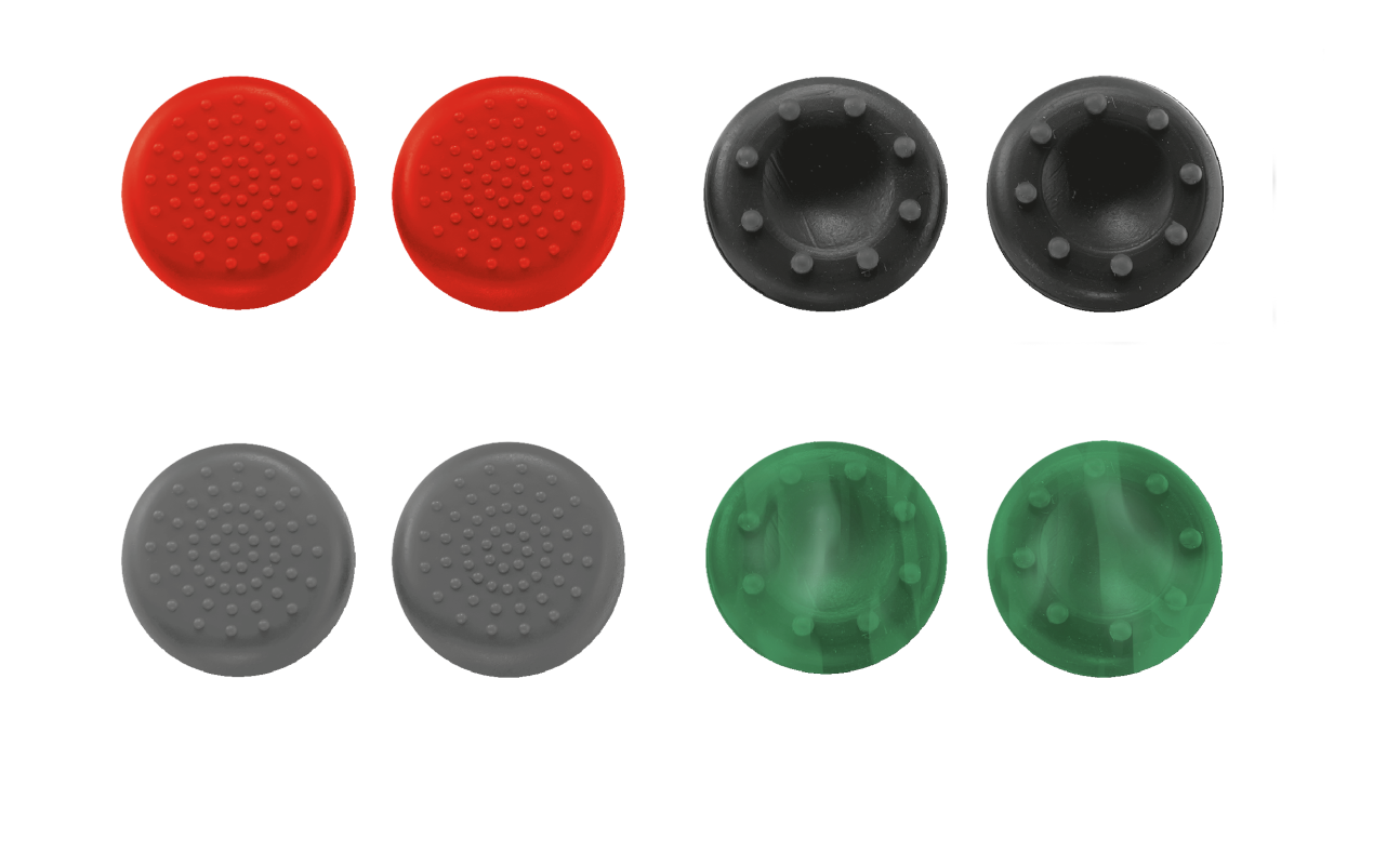 GXT 264 Thumb Grips 8-pack for Xbox One controllers-Top