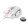 GXT 155W Caldor Gaming Mouse - white camouflage-Visual