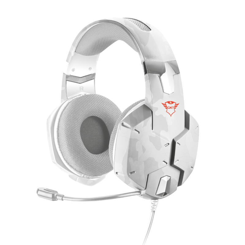 GXT 322W Carus Gaming Headset - snow camo-Visual