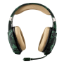 GXT 322C Carus Gaming Headset - jungle camo-Top