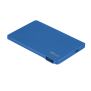 PowerBank 2200T Ultra-thin Portable Charger - blue-Visual