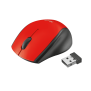 Oni Micro Wireless Mouse - red-Visual