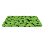 Eco-friendly Mouse Pad - green leaves-Visual