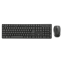 Ximo Wireless Keyboard with mouse-Top
