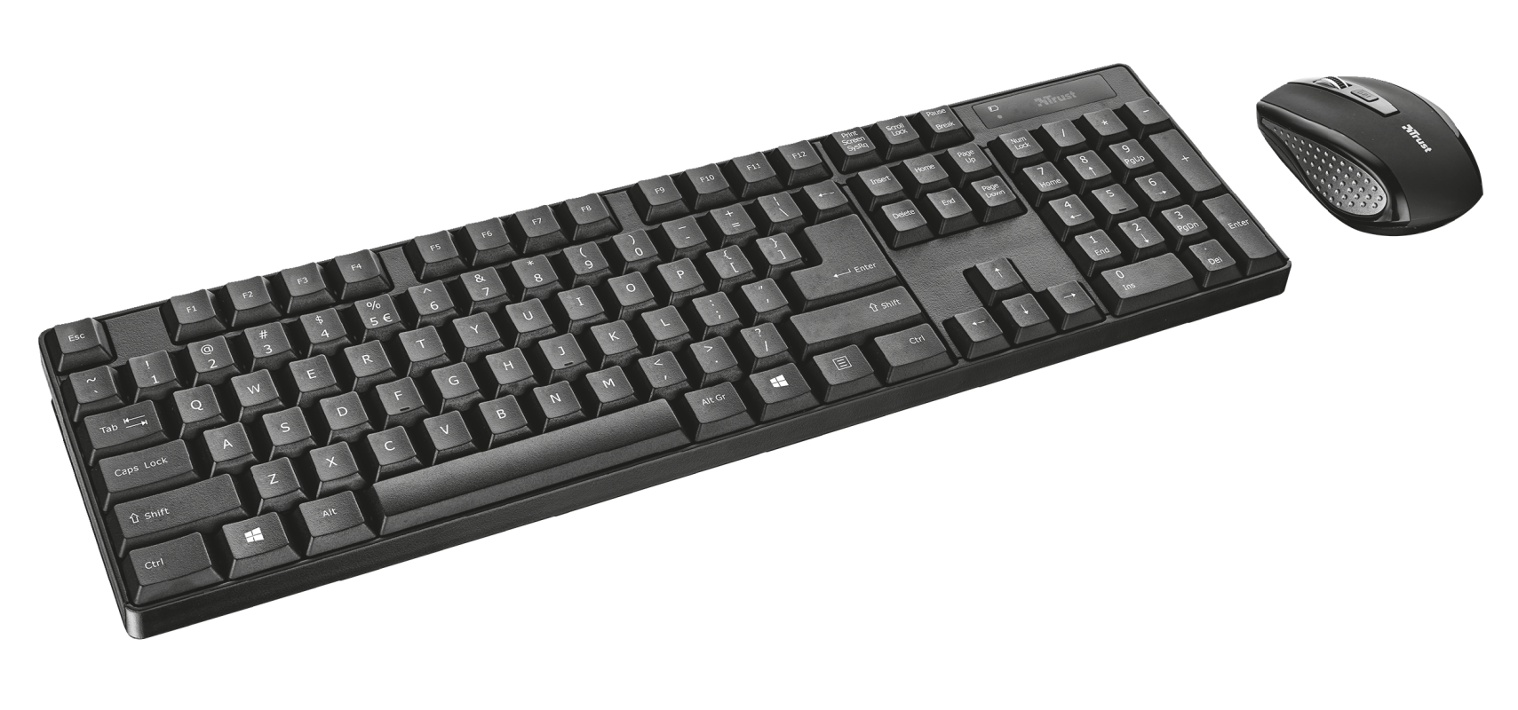 Ximo Wireless Keyboard with mouse-Visual