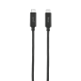 USB3.1 USB-C to C Cable 10Gbps PD2.0 1m-Top