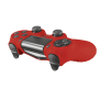 GXT 744R Rubber Skin for PS4 controllers - red-Visual