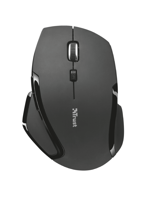 Evo Compact Wireless Optical Mouse-Top