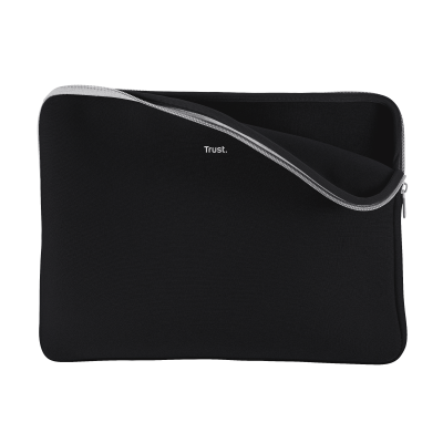 """Primo Soft Sleeve for 13.3"""" laptops - black-Top"""