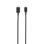 USB2.0 USB-C to micro-USB Cable 480Mbps 1m-Top