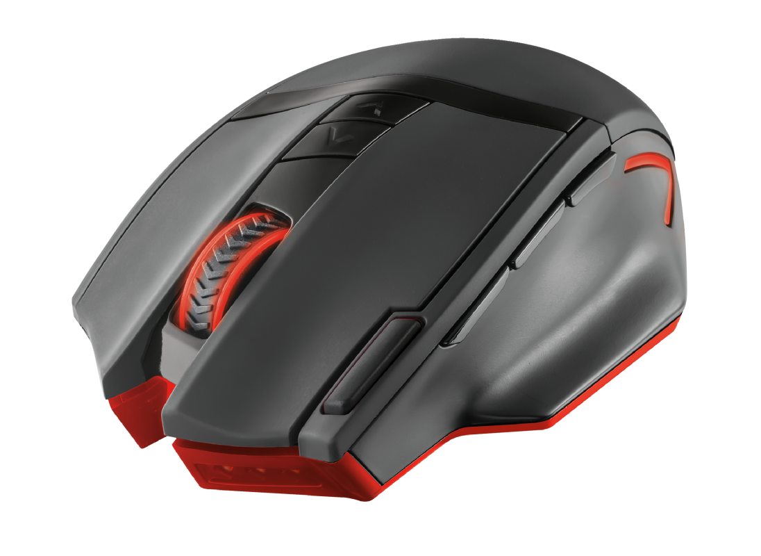 GMS-504 Wireless Gaming Mouse-Visual