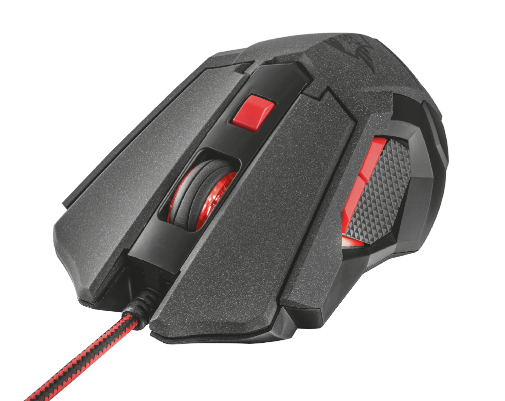 GMS-506 Laser Gaming Mouse-Visual