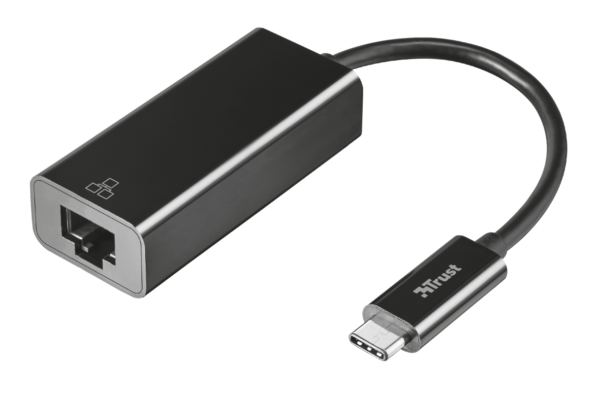 USB-C to Ethernet Adapter-Visual