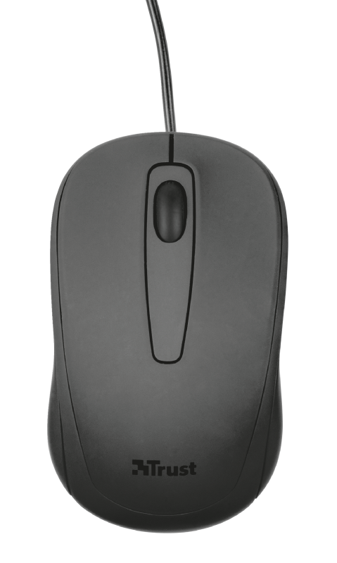 Ziva Optical Compact Mouse-Top